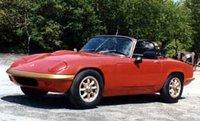 1969 Lotus Elan Overview