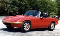 1969 Lotus Elan Overview