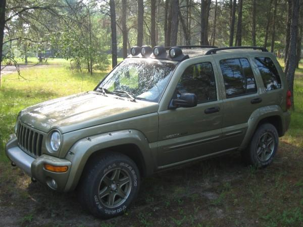 Picture of 2002 Jeep Liberty Renegade 4WD