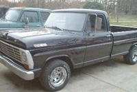1967 Ford F-100 picture, exterior