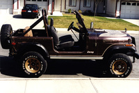 1979 Jeep CJ5 picture, exterior