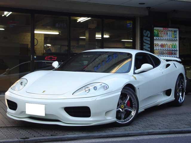 Picture of 2004 Ferrari 360