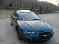 1997 Chrysler Sebring Picture Gallery