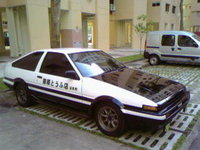 Picture of 1983 Toyota Corolla SR5 Coupe, exterior