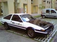 1983 Toyota Corolla SR5 Coupe, 1983 Toyota Corolla SR5 picture, exterior