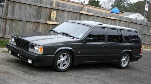 1991 volvo 740 pictures cargurus. Black Bedroom Furniture Sets. Home Design Ideas