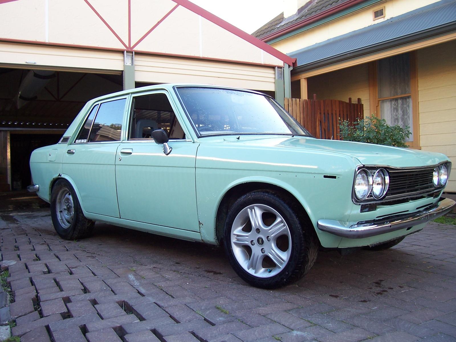 1969 Datsun 1600 Pictures Cargurus