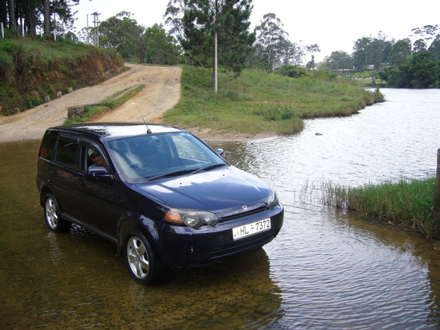 Picture of 2000 Honda HR-V, exterior