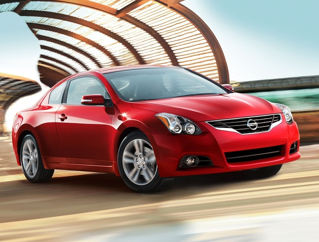2010 Nissan Altima Coupe Overview Cargurus