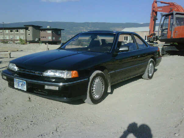 Picture of 1988 Acura Legend