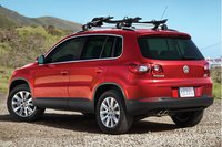 2010 Volkswagen Tiguan, side view, exterior, manufacturer