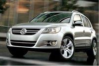 2010 Volkswagen Tiguan, VW Tiguan 2010 , exterior, manufacturer