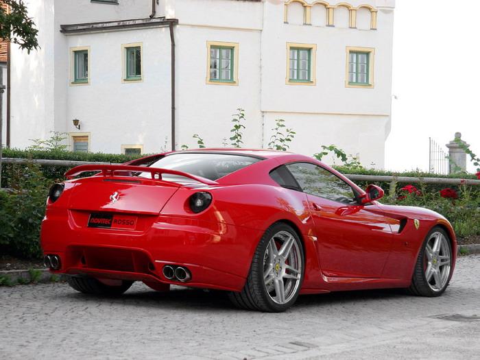 2009 Ferrari 599 GTB Fiorano Coupe Pictures