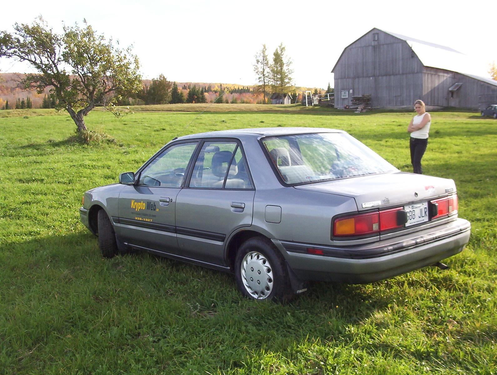 1990 Mazda Protege Pictures Cargurus