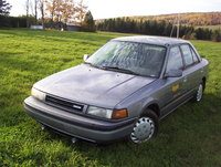 Picture of 1990 Mazda Protege 4 Dr SE Sedan, exterior, gallery_worthy