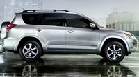 2010 Toyota RAV4, side view, exterior, manufacturer