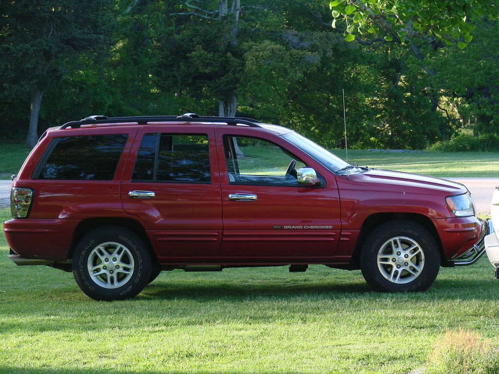 2004 jeep grand cherokee special edition 4wd picture exterior. Cars Review. Best American Auto & Cars Review