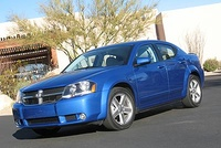 2009 Dodge Avenger Picture Gallery