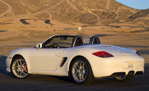 Picture of 2009 Porsche Boxster