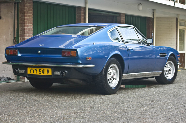 Picture of 1977 Aston Martin V8 Vantage, exterior, gallery_worthy