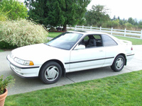 1991 Acura Integra 2 Dr GS Hatchback picture, exterior