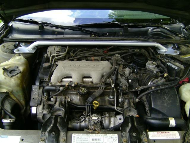 Picture of 1996 Chevrolet Monte Carlo 2 Dr LS Coupe, engine, gallery_worthy