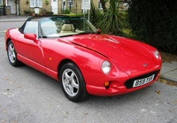 1994 TVR Chimaera Overview