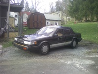 1988 Nissan Maxima Overview