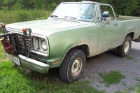 1977 Dodge Ramcharger Overview