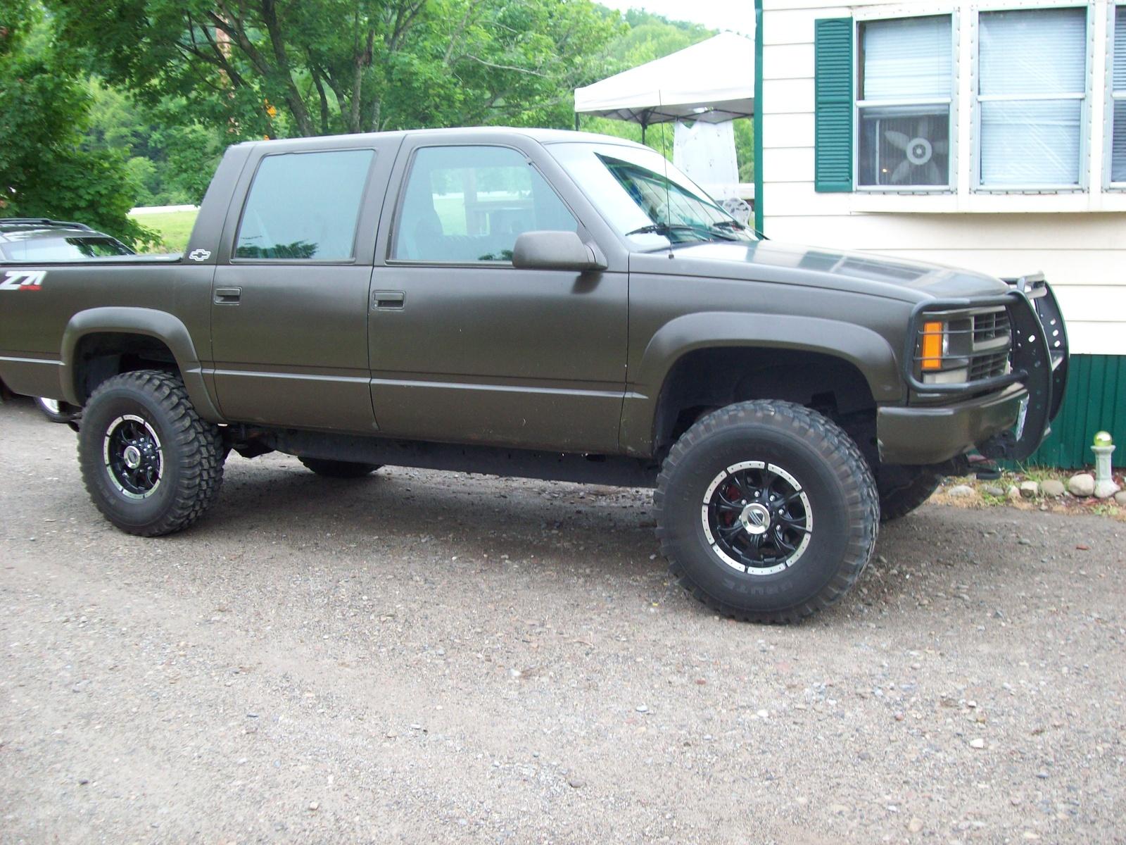 1997 suburban 2500