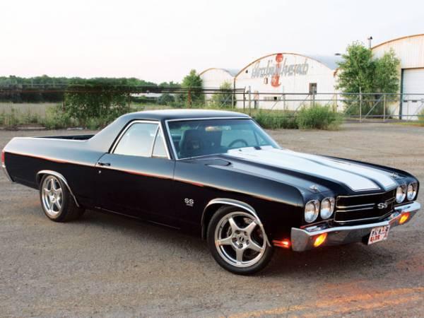 1970 Chevrolet El Camino - Pictures - CarGurus