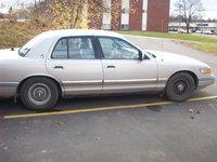 Picture of 1992 Mercury Grand Marquis 4 Dr GS Sedan, exterior