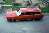 1966 Ford Country Squire Overview