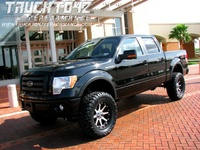 2009 Ford F-150 XLT SuperCrew Flareside 4WD picture, exterior