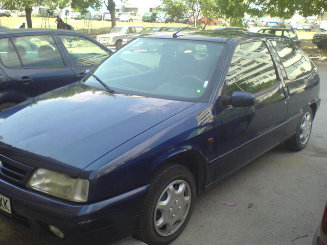 Picture of 1997 Citroen ZX, exterior, gallery_worthy
