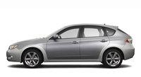 2010 Subaru Impreza Outback Sport, side view, exterior, manufacturer