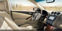 2010 Nissan Altima, front seat area, interior, manufacturer