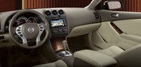 2010 Nissan Altima, dashboard, manufacturer, interior