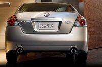 2010 Nissan Altima, back view , exterior, manufacturer