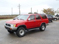 1995 Toyota 4Runner 4 Dr SR5 V6 4WD SUV picture, exterior