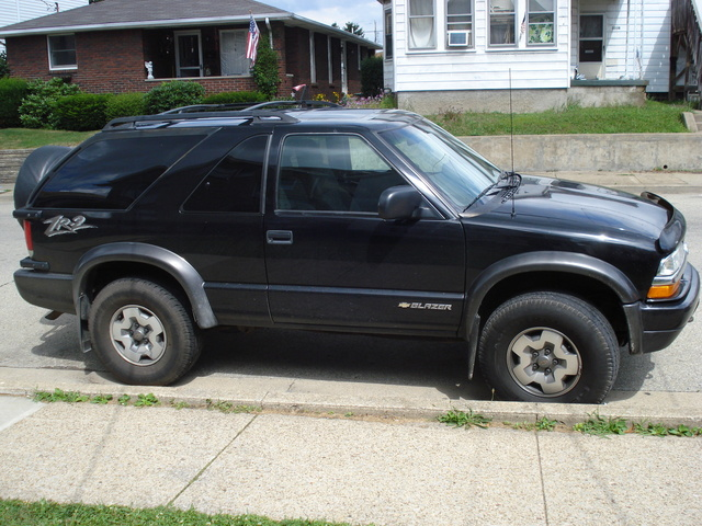 Picture of 2004 Chevrolet Blazer LS ZR2 2-Door RWD, exterior, gallery_worthy