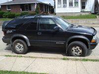 2004 Chevrolet Blazer Overview