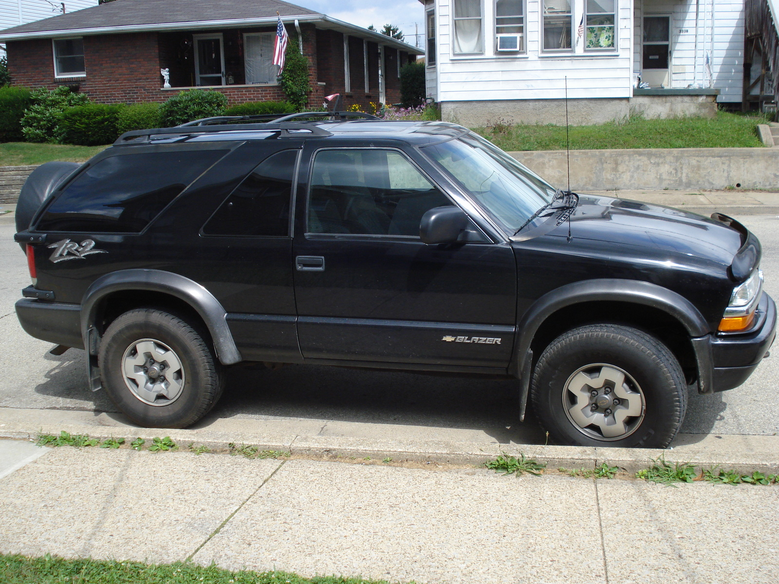 Picture of 2004 Chevrolet Blazer 2 Dr LS ZR2 SUV