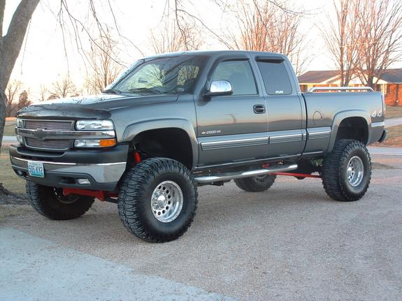 Picture of 1999 Chevrolet Silverado 2500 3 Dr LT 4WD Extended Cab LB HD