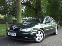 Picture of 2002 Vauxhall Omega, exterior, gallery_worthy