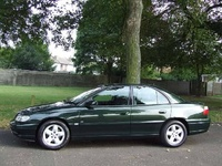 2002 Vauxhall Omega Overview