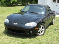 2001 Mazda MX-5 Miata Base picture, exterior
