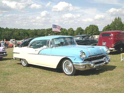 Picture of 1956 Pontiac Star Chief, exterior