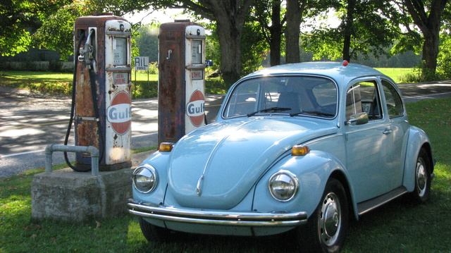 Picture of 1971 Volkswagen Super Beetle, exterior