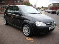 Picture of 2003 Vauxhall Corsa, exterior